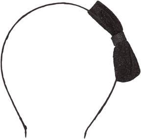 Molo Black Shimmer Hairband