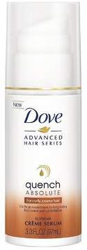 Dove Advanced Hair Series Supreme Crème Serum Quench Absolute - 3.3 fl oz