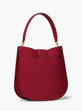 MICHAEL Michael Kors Lillie Medium Leather Shoulder Bag