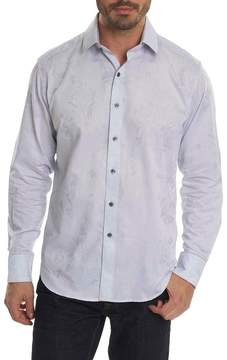 Robert Graham Ryker Long Sleeve Printed Classic Fit Shirt