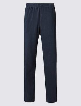 Marks and Spencer Fleece Joggers with StayNEWTM