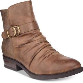Bare Traps Ysidora Booties Women's Shoes