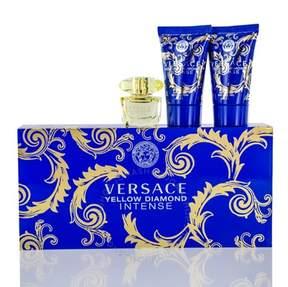 Versace Mini Set / Versaceyellow Diamond Intense 3 Pc. Set (w)