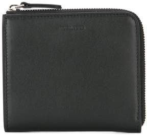 Jil Sander zip around small wallet