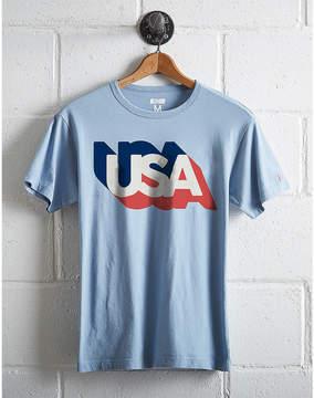 Tailgate Men's Retro USA T-Shirt