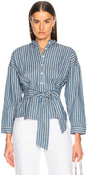 Citizens of Humanity Steffy Tie Top