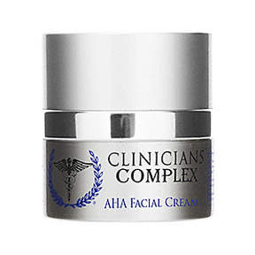 Clinicians Complex AHA Facial Cream