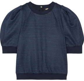 ADAM by Adam Lippes Jersey Sweatshirt - Navy
