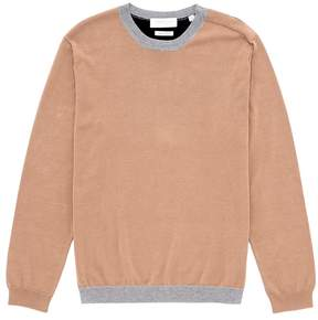 TOMORROWLAND Colourblock cotton sweater