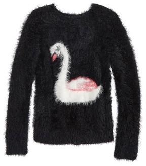 Tucker + Tate Toddler Girl's 'Icon' Eyelash Sweater