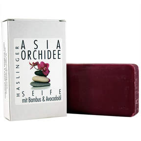Smallflower Asia Orchid Soap by Haslinger (150g Soap Bar)