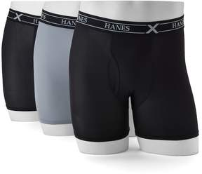 Hanes Men's 3-pack Ultimate X-Temp Air Boxer Briefs