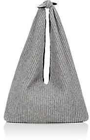 The Row Women's Bindle Shoulder Bag - Gray