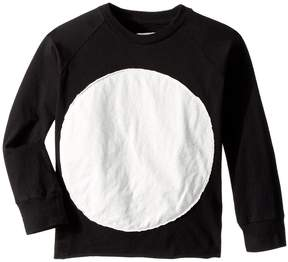 Nununu Circle Patch T-Shirt Boy's T Shirt