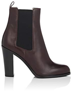 Sergio Rossi WOMEN'S LEATHER CHELSEA BOOTIES
