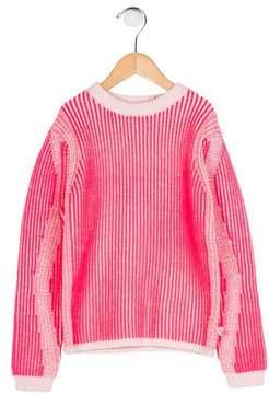 Billieblush Girls' Rib Knit Sweater w/ Tags