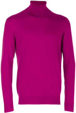 Laneus roll-neck jumper