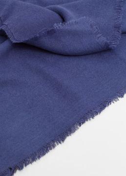 Mango Outlet Frayed edge scarf