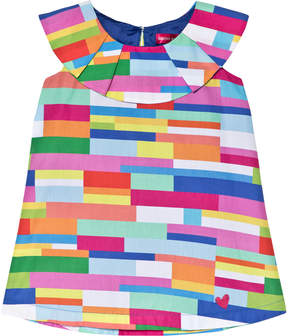 Agatha Ruiz De La Prada Multicolour Block Dress