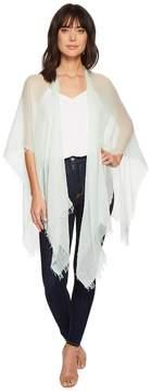 Echo Tissue Weight Ruana Wrap Women's Clothing