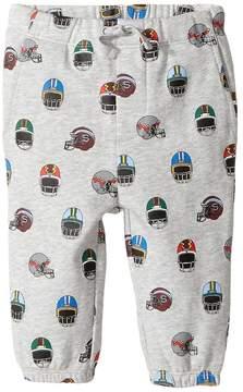 Stella McCartney Loopie All Over Helmet Printed Sweatpants Boy's Casual Pants
