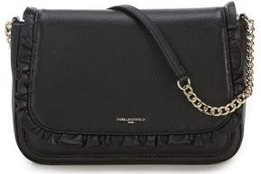 Karl Lagerfeld Paris Ollie Pebble Shoulder Bag