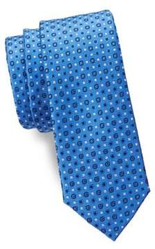 Lord & Taylor Boy's Narrow Silk Tie