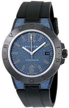 Bvlgari Diagono Magnesium Automatic Men's Watch