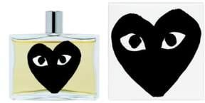 Comme Des Garcons Play Black Eau De Parfum