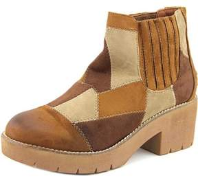 Coolway Barek Women Round Toe Canvas Ankle Boot.