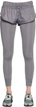 adidas by Stella McCartney Climalite Shorts W/ Leggings