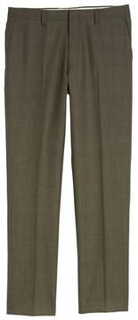 J.Crew Ludlow Trim Fit Herringbone Wool Pants