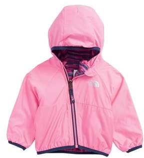 The North Face Breezeway Reversible Water Repellent Windbreaker Jacket