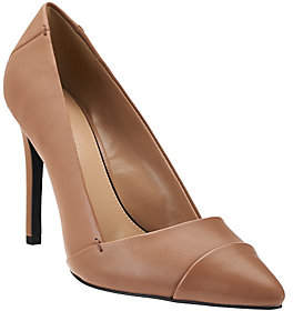 Halston H by Leather Pointed-toe High HeelPumps - Lillian