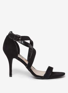 Dorothy Perkins Black 'Sandrine' Sandals