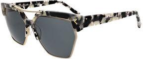 KENDALL + KYLIE Melrose Geometric Sunglasses
