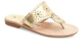 Jack Rogers Girl's 'Miss Hamptons' Sandal
