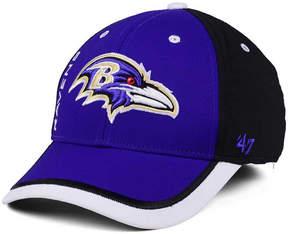 '47 Baltimore Ravens Crash Line Contender Flex Cap