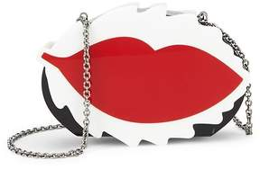 RED Valentino Women's Borsa Da Sera Leaf-Shaped Clutch