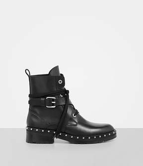 AllSaints Dakota Military Boot