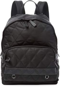 Prada Leather Quilted Backpack
