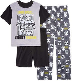 Star Wars STARWARS 3-pc. Pajama Set Boys