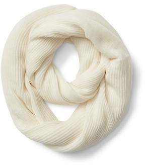 Gap Ribbed loop scarf