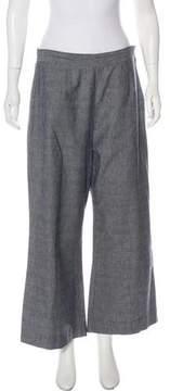 Apiece Apart High-Rise Flared Pants