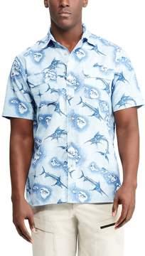 Chaps Big & Tall Performance Woven Shirt