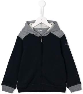 Il Gufo two tone hoodie