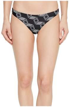 Amuse Society Blanche Skimpy Bottom Women's Swimwear