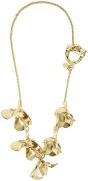 Valentino 3-D flower-pendant necklace