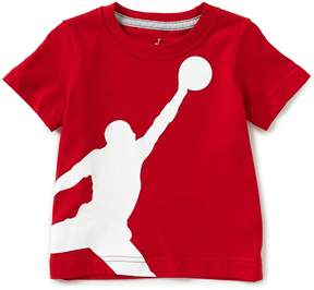 Jordan Little Boys 2T-7 Jumbo Jumpman Short-Sleeve Graphic Tee