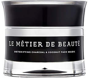 LeMetier de Beaute Le Metier de Beaute Le Metier Detoxifying Charcoal & Coconut Face Mask